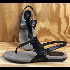 LifeStride Brooke Sling Sling Back Thong Sandals